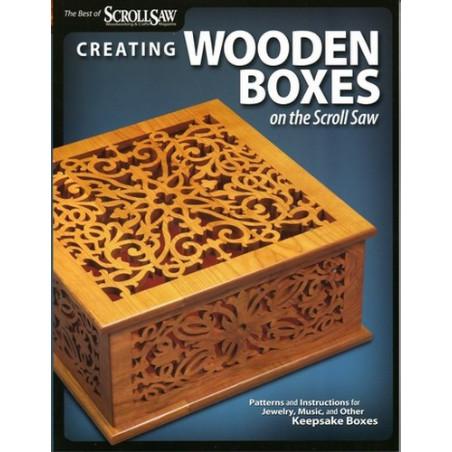 Créations de Boîtes en bois