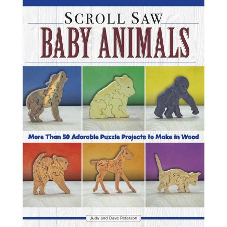 Scroll Saw Baby Animals