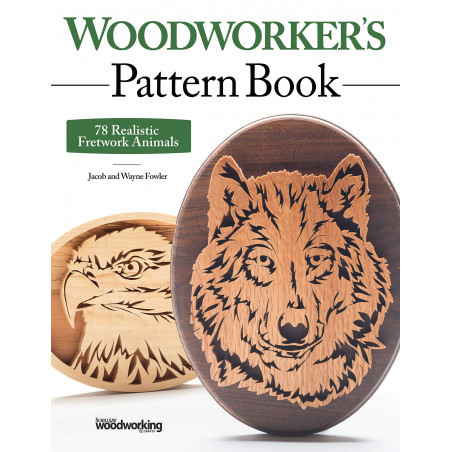 Woodworker's Pattern Book:...