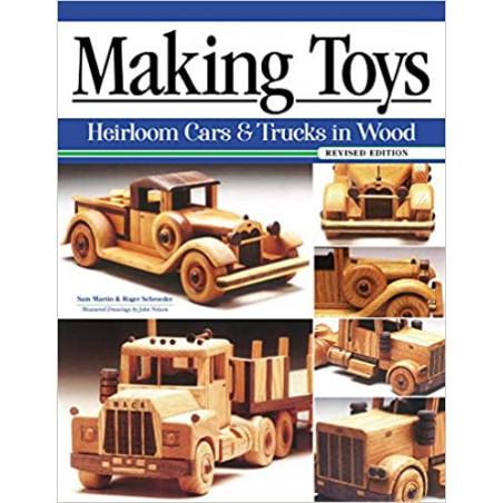 Making toys heirloom cars...