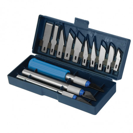 Coffret de 16 psc Scalpel